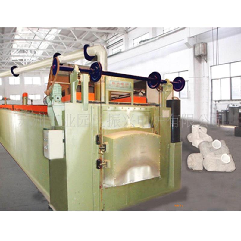 U型铸造烧结炉新型网带炉
