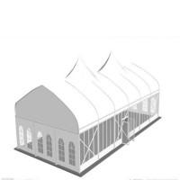 玻璃幕墙篷房 玻璃篷房租赁 活动篷房 篷房