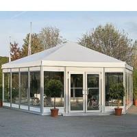 多边形玻璃篷房 玻璃篷房 篷房租赁
