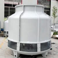圆形冷却塔,闭式冷却塔,玻璃钢圆形冷却塔,方形横流冷却塔