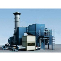 ROT蓄热设备,催化燃烧设备