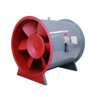 低噪音消防排烟风机, 防爆排烟风机