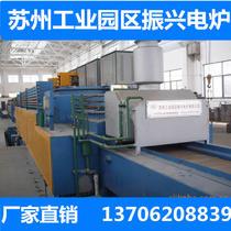 RBD-350-8循环钟罩式电阻炉燃气加热炉