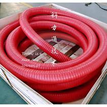 桩机工程双轮铣槽机泥浆胶管直销 黑色橡胶泥浆管泵车软管厂家直供