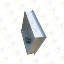 消防板式排烟口排烟阀3C新风系统空调出风口走道防烟耐高温排烟口