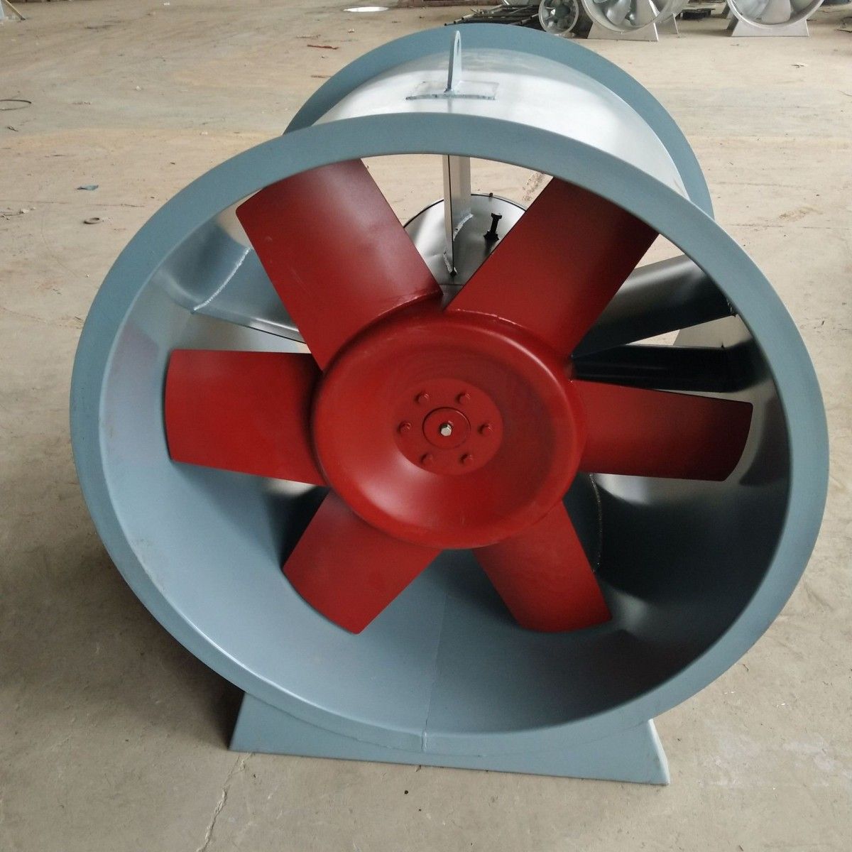 轴流风机,轴流屋顶风机, 轴流耐高温风机,轴流式排烟风机